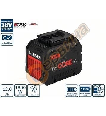 Aкумулаторна батерия Bosch ProCORE 18V 12.0 Ah Professional