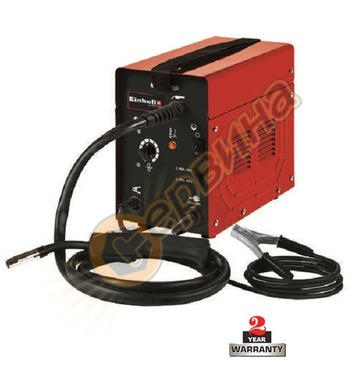 Телоподаващ заваръчен автомат Einhell TC-FW 100 1575225 - 90