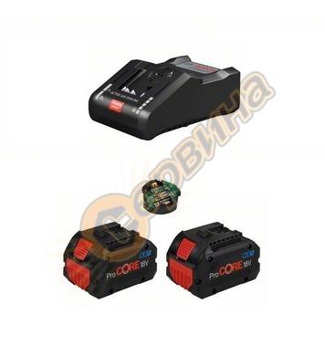 Стартов комплект Bosch 2 x ProCORE18V 8.0Ah + GAL 18V-160 C