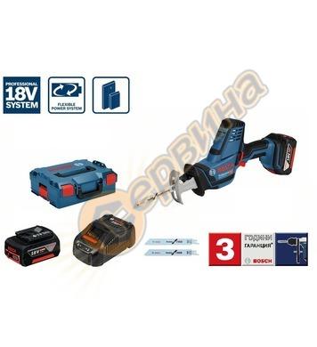 Акумулаторен саблен трион Bosch GSA 18 V-LI C Professional 0