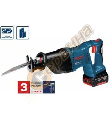 Акумулаторен саблен трион Bosch GSA 18 V-LI Professional 060