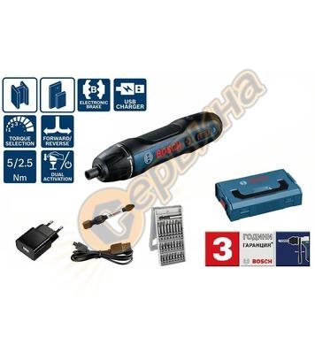 Акумулаторен винтоверт Bosch GO Professional 06019H2101 - 3.