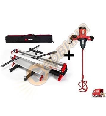 Машина за рязане ръчна Rubi TZ-850 17952 - 85см + бъркалка-м