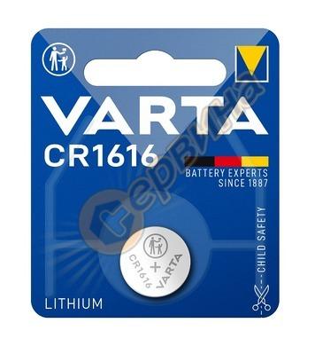 Бутонна литиева батерия Varta CR 1616 Electronics Lithium 3V