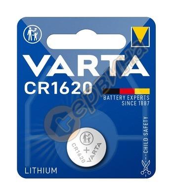 Бутонна литиева батерия Varta CR 1620 Electronics Lithium 3V