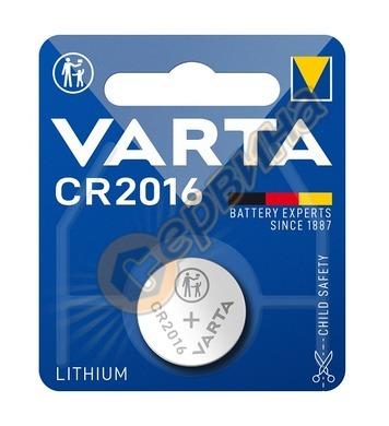 Бутонна литиева батерия Varta CR 2016 Electronics Lithium 3V