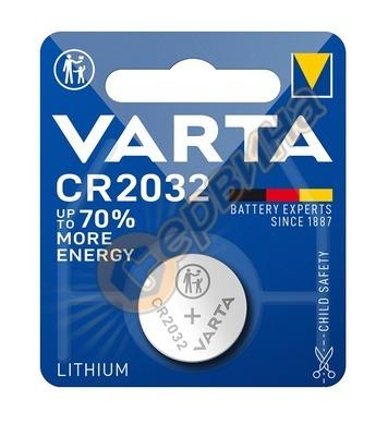 Бутонна литиева батерия Varta CR 2032 Electronics Lithium 3V