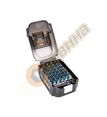 Комплект усилени битове-накрайници Makita E-03084 - 31 части