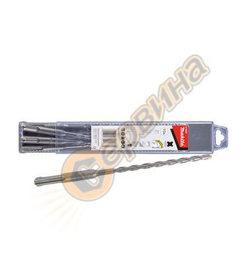 Комплект свредла Makita B-59271 6X160мм - 10бр.