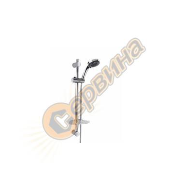 Комплект стойка за душ Teka STYLO SPORT 790026600 - слушалка