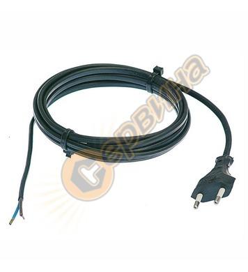 Захранващ кабел AS Schwabe 70652 - 2x0.75 кв.мм, 3 м
