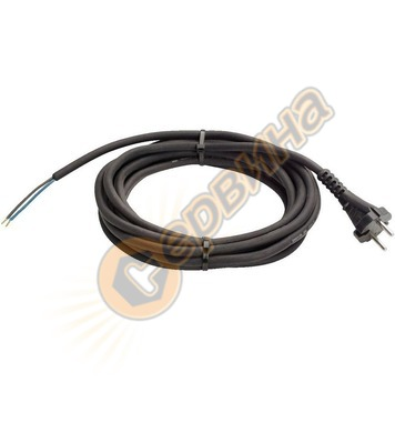 Захранващ кабел AS Schwabe 70522 - 2x1.00 кв.мм, 3 м