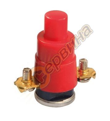 Електрически ключ AS Schwabe 10936 - с термозащита, червен