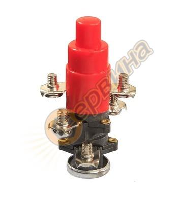Електрически ключ AS Schwabe 10960 - с термозащита, червен