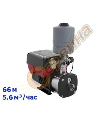 Инверторна бустер помпа Grundfos CMBE 3-62 98374701 - 1100W