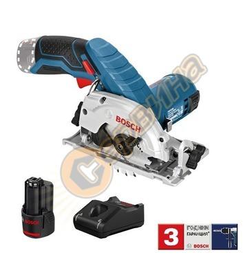 Акумулаторен ръчен циркуляр Bosch GKS 12 V-26 0615990M41 - 1