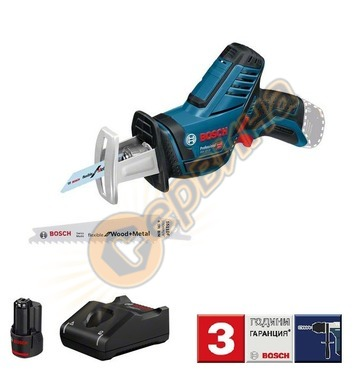 Акумулаторна ножовка - саблен трион Bosch GSA 12 V-14 061599