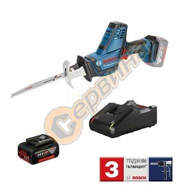 Акумулаторен саблен трион Bosch GSA 18V-LI C Professional 06