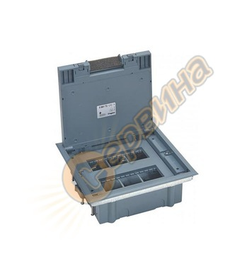 Подова кутия за директен монтаж Legrand Ecobox 88172 - 245x2