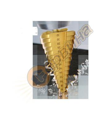 Конусно свредло за ламарина Wert (Ф4-32мм) W 3501