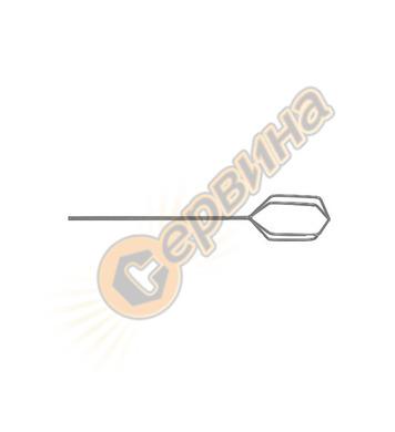 Бъркалка за гипсов разтвор Siri SIR62Q - 120мм