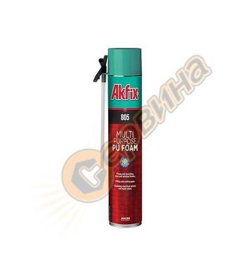 Полиуретанова пяна MP805 Akfix 300мл MP805/FA013