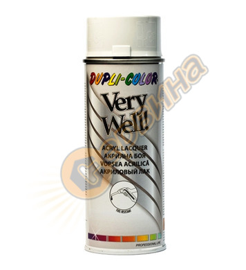 Акрилна боя спрей - светло сив Dupli Color Very Well RAL7035