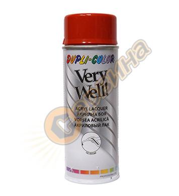 Спрей Very Well RAL2002 червено оранжево 400мл. DE30222