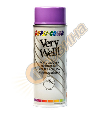 Спрей Very Well RAL4005 лилаво 400мл. DE30245