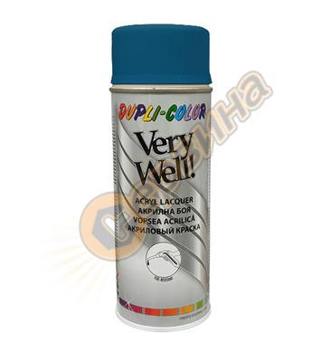 Спрей Very Well RAL5010 наситено синъо 400мл. DE30255