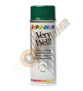 Спрей Very Well RAL6005 мъхесто зелено 400мл. DE30262