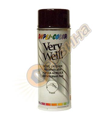 Спрей Very Well RAL8017 шоколадово кафяво 400мл. DE30285