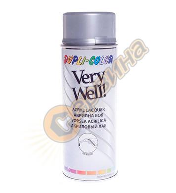 Акрилна боя спрей - сребърен Dupli Color Very Well RAL9006 D