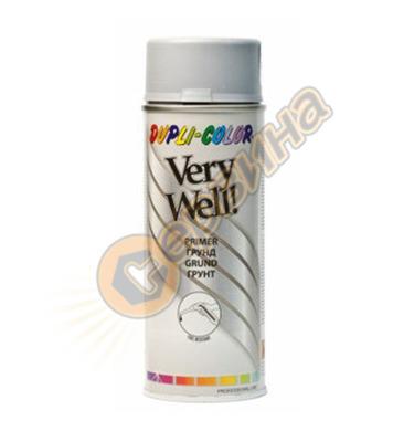 Спрей Very Well грунд сив 400мл. DE30299