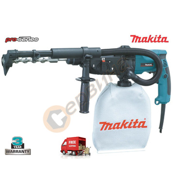 Електронен перфоратор Makita HR2432 - 780W