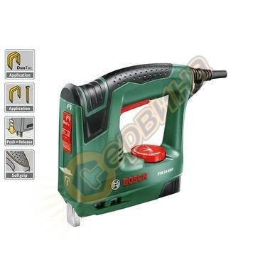 Електрически такер за кламери и пирони Bosch PTK 14 E 060326