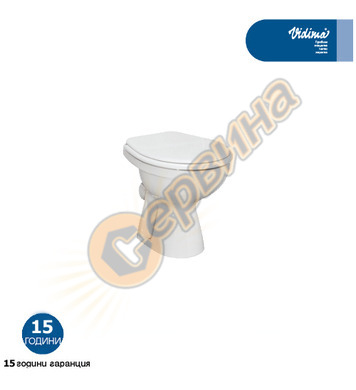 Тоалетна чиния Vidima SevaM W702201