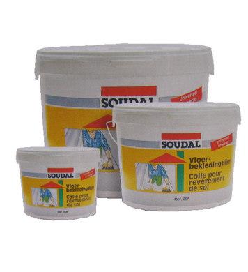 Универсално подово лепило Soudal 5 кг - мокет, балатум, лино