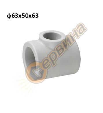 ППР тройник редукция FV Plast 212063050 - ф63х50х63