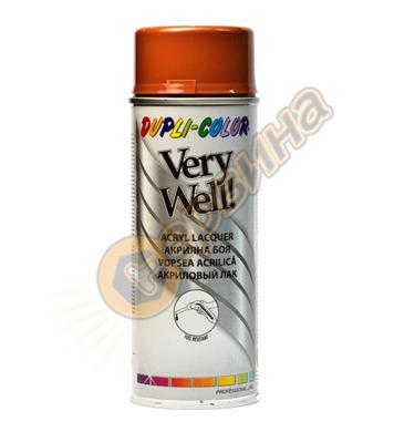 Спрей Very Well RAL8004 медено кафяво 400мл. DE30282