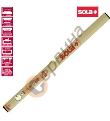 Алуминиев нивелир с магнити Sola AZM 150 - 150см 01181501
