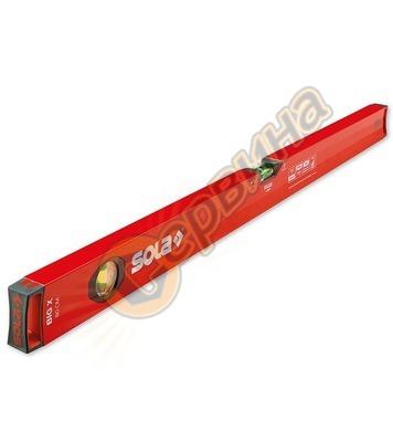 Алуминиев нивелир Sola BigX 80 - 80см 01371101