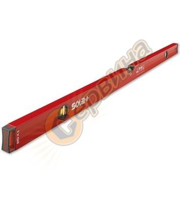 Алуминиев нивелир Sola BigX 3 120 - 120см 01373401
