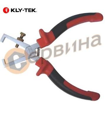 Клещи заголвачки Kly-Tek KKS306 - 150мм