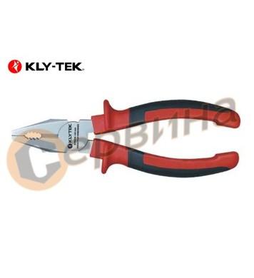 Клещи комбинирани Kly-Tek KPN307 180мм