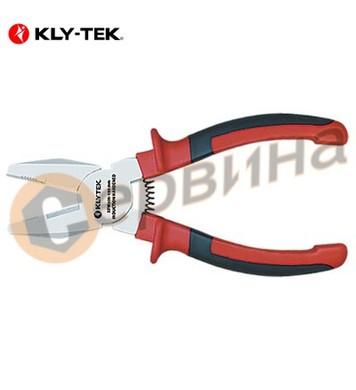 Клещи комбинирани микро 130мм. Kly-Tek KPM305