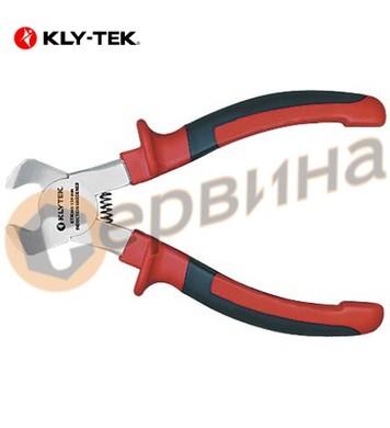 Клещи челно режещи микро 115мм. Kly-Tek KTM305