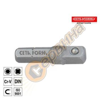 Адаптор-адаптер накрайник 3/8х1/4х25мм Ceta Form BT/7011