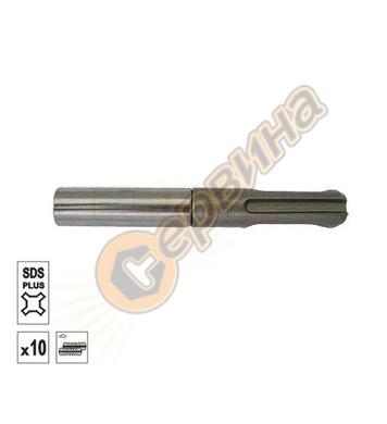 Удължител за накрайници SDS към 1/4 75мм Kinetix BTS75 17624