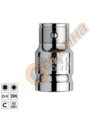 Вложка 3/8 за накрайници 10мм Ceta Form BT/8005
